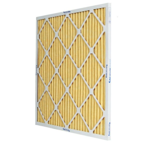 Merv 11 Pleated 14X20x1 AC Furnace Air Filter (12Pack)
