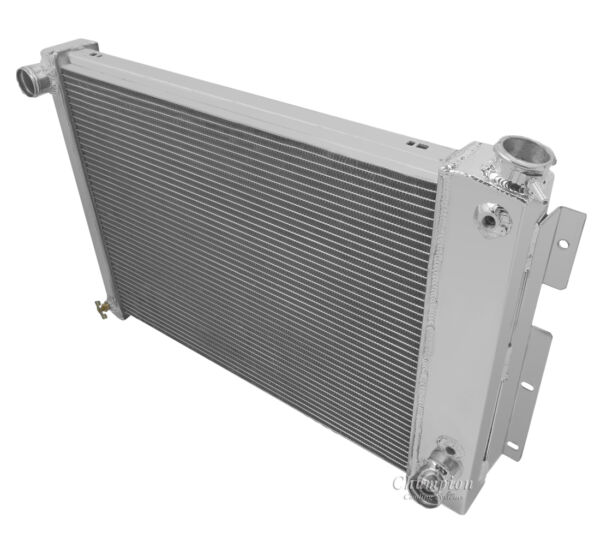 Champion Cooling Systems MC370 RR Radiator Big Block Cooling 4 Row Core