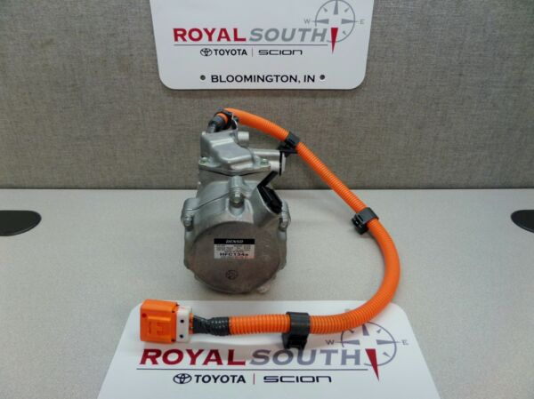 Toyota Prius 04-09 Electric Air Conditioning AC Compressor Genuine OE OEM
