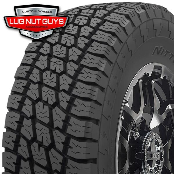 4 New 265/70R16 Nitto Terra Grappler AT Tires 265/70-16 112S