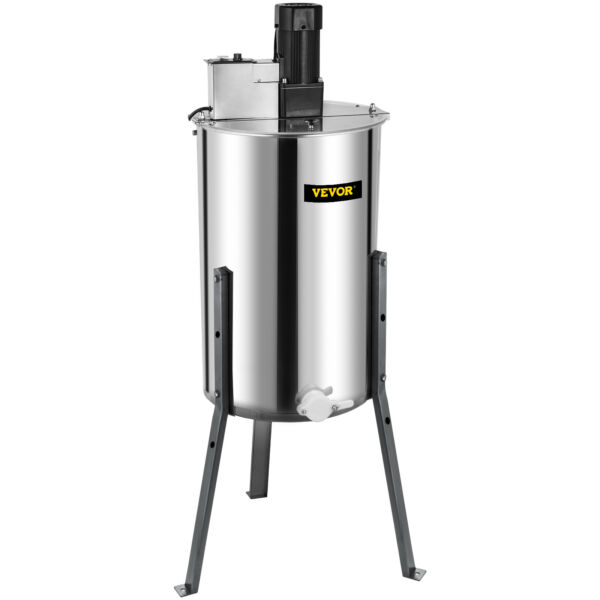 Electric Honey Extractor 36 Frame Stainless Steel Beehive Drum Bee Equipment