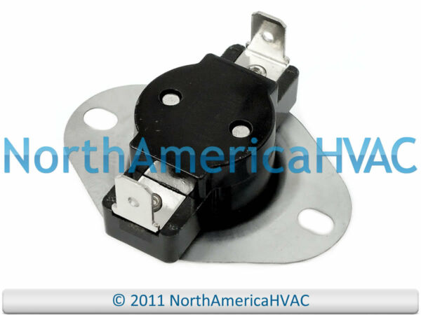 Coleman Intertherm Furnace Snap Disc Limit Switch 165 L165 45F Dryer $9.99