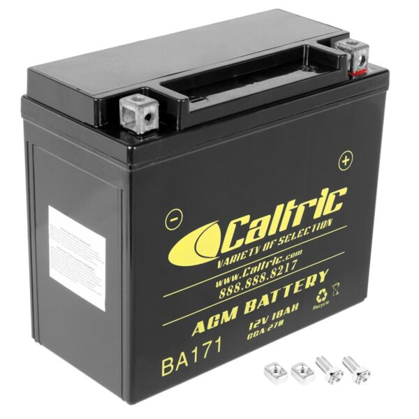 AGM Battery for Yamaha Grizzly 660 YFM660F 4WD 2002 2008 $50.85