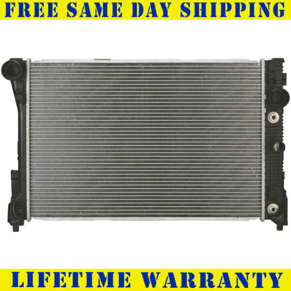 Radiator For Mercedes Benz Fits E350 GLK350 SLK250 13213