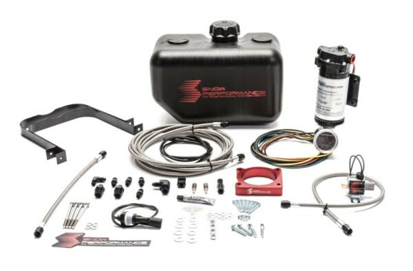 SNOW PERFORMANCE SNO-2133-BRD STAGE 3 WATER METHANOL INJECTION KIT BOOST COOLER