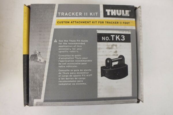 Thule Car Rack Systems Tracker II Kit tk3 NEW Satisfaction Guaranteed LOOK $9.95