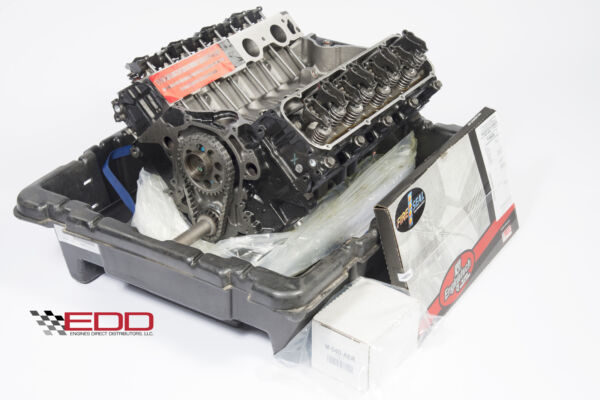 1992-96 Ford 7.0 429 Engine F600 F700 New Reman OEM Replacement