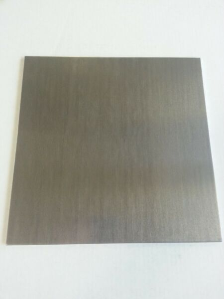 .250 1 4quot; Mill Finish Aluminum Sheet Plate 5052 12quot; x 12quot; $15.00