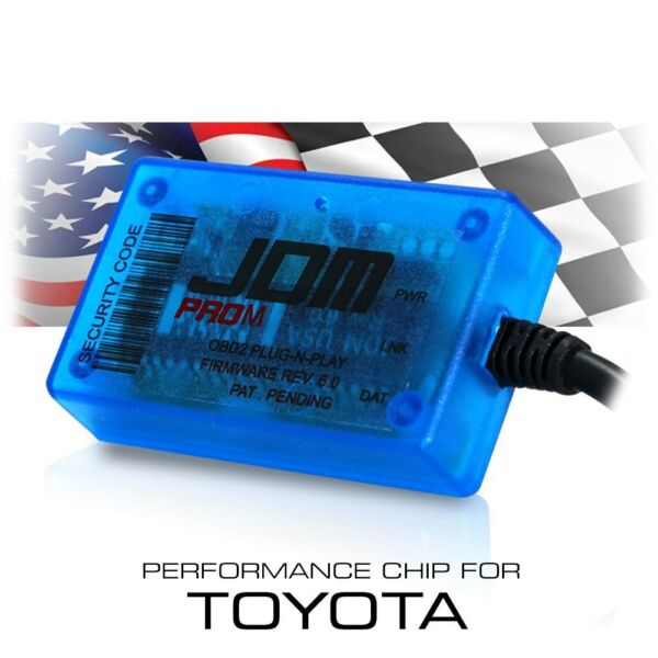 JDM Stage 3 For Toyota Tacoma Performance Chip Gain Torque and Acceleration $177.43