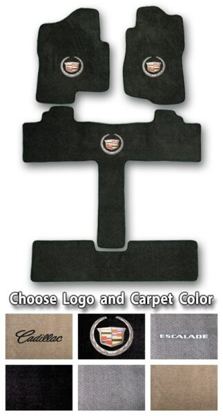 2002-2017 Cadillac Escalade Sport Carpet Floor Mats - Choice of Color