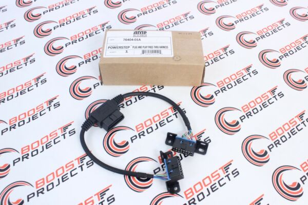AMP Research PowerStep Plug-n-Play Pass-Through Harness only 76404-01A