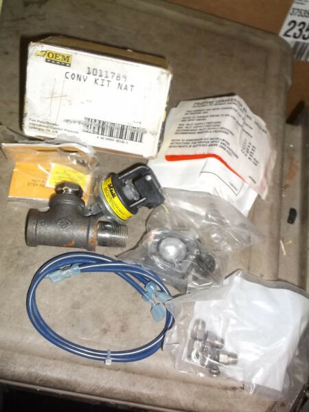 OEM Parts Natural Gas Furnace Conversion Kit 1011789 *FREE SHIPPING*