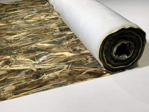 Suede Fabric Upholstery True Timber Camo DRT Amerisuede 60quot;W Velvet Soft By Yd