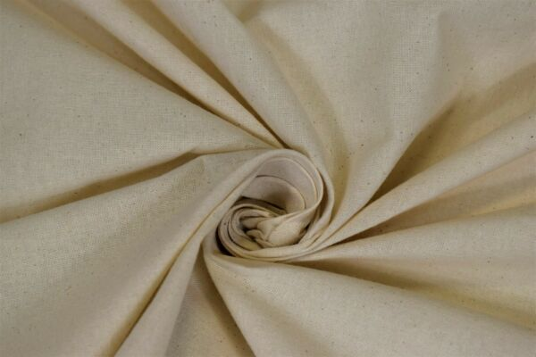 Muslin Fabric Natural 100% Cotton Premium Quality 10 Yards Unbleached 48quot; 60x60