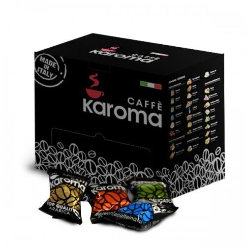 💯karoma Capsules Compatible Nespresso Machines! 15 FLVRS (PRIORITY! 1-3Day)