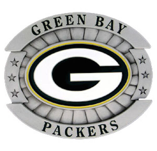 NFL Green Bay Packers Belt Buckle Official Merchandise BIG Lim Edition