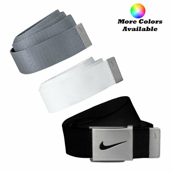 Nike Golf Men's 3 in 1 Web Pack Belts One Size Fits Most - Select Colors! $16.16