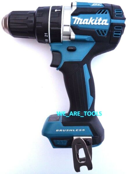 New Makita Brushless 18V XPH12 LXT Cordless 1/2