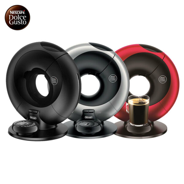 Nescafe Dolce Gusto Eclipse Capsule Coffee Machine 3 Colors ( 220 ~ 240V )