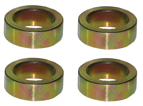 Flat Steel Spacers 1 2quot; I.D. x .250 Thick 4 Pack #1206 $13.95