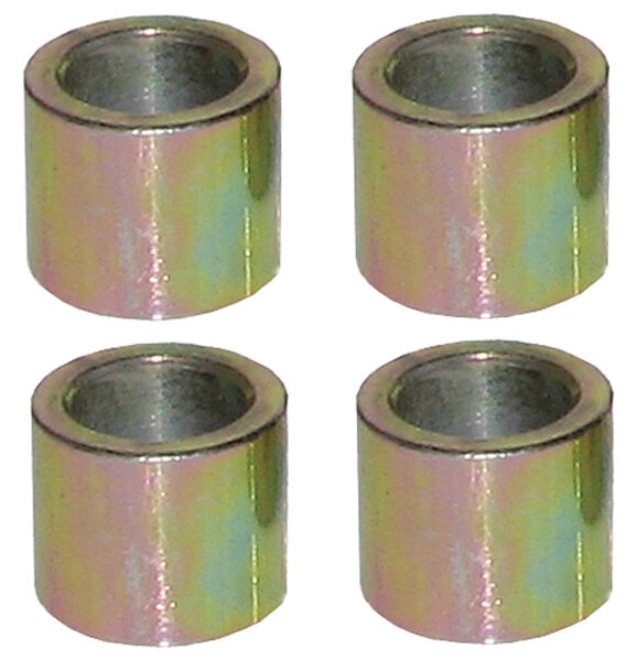 Flat Steel Spacers 1 2quot; I.D. x .625 Thick 4 Pack #1209 $13.95
