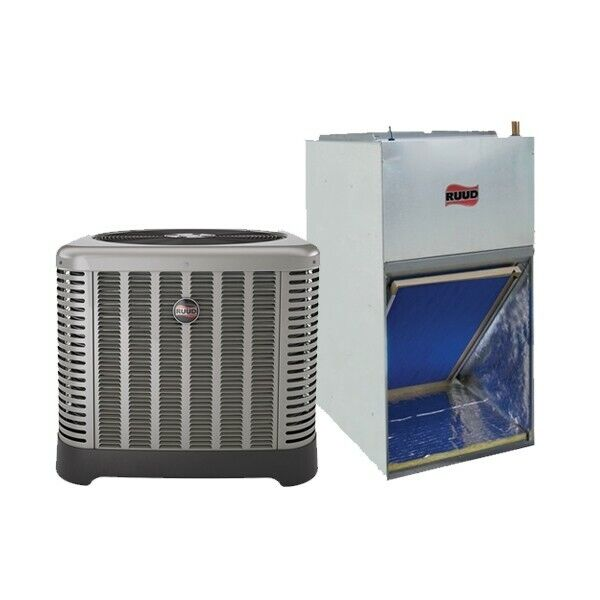 3 Ton 15.5 Seer Rheem Ruud Air Conditioning System $2208.32