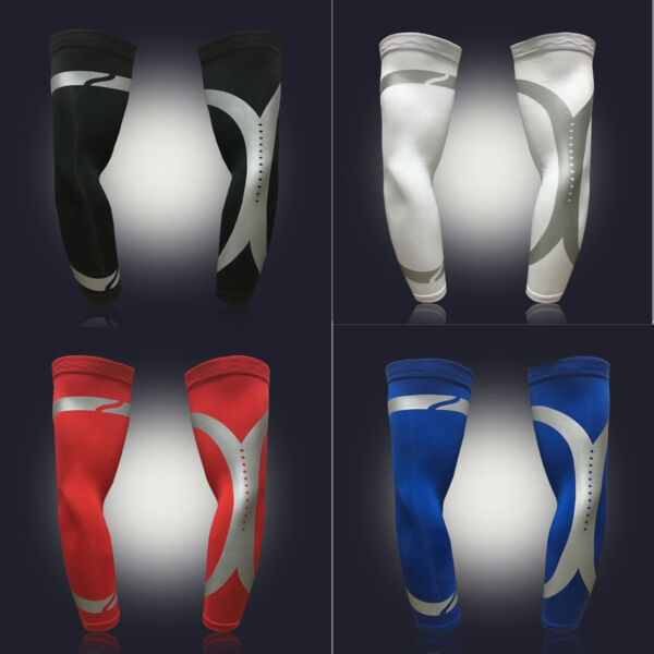 US Size Men Women Yoga Arm Sleeve Camping Sports Basketball Cover Sunscreen $6.99