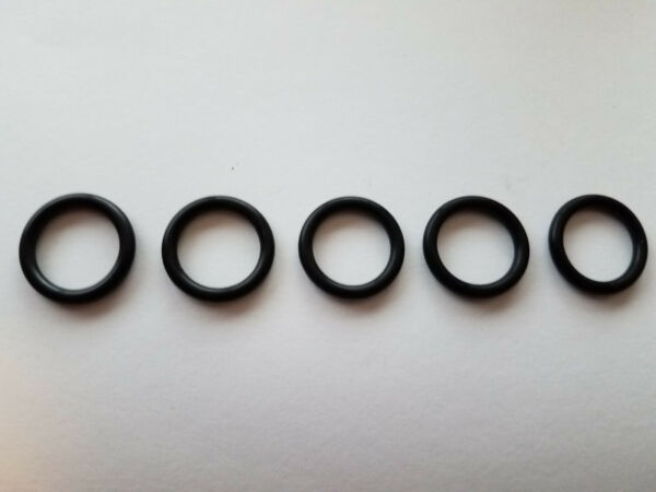 5  Model 200A Fuel Cap REPLACEMENT O - Ring Gaskets Coleman Fuel Lantern 3 piece