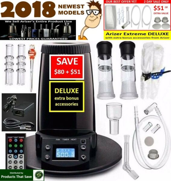 2018 NEW ARIZER EXTREME Q 4.0 DIGITAL DELUXE (Extra Accessories) 2 DAY SALE ONLY