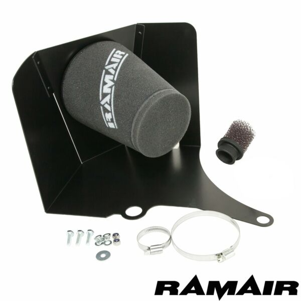Ramair Cone Air Filter Heat Shield Induction Intake Kit for VW Polo GTI 1.8t 9N3 $118.00