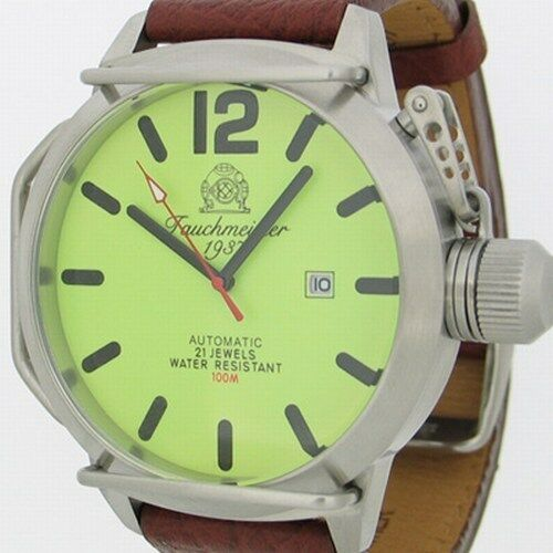 German U-Boot DATE AUTOMATIC crown protectionsystem T0133