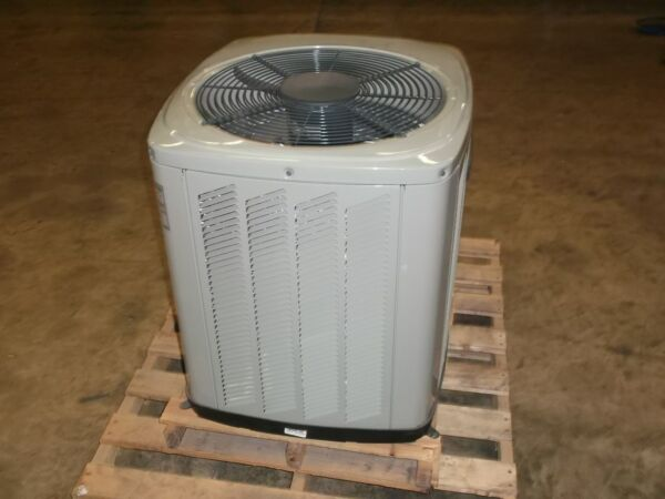 2.5 Ton R22 10 Seer Heat Pump Consenser Has R22 Charge 3 Phase 460V (COMMERCIAL)