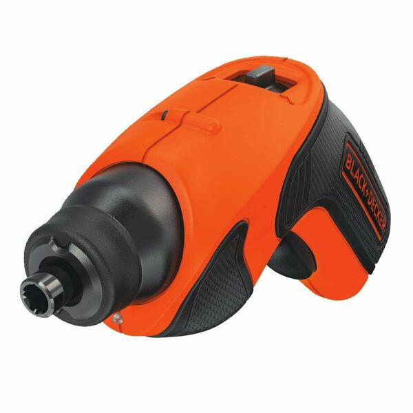 Black & Decker LI2000 3.6-Volt 3-Position Rechargeable Screwdriver