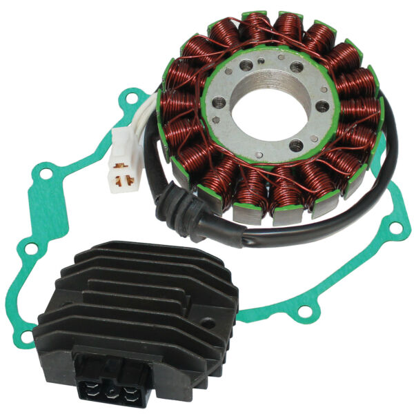 Stator And Regulator Rectifier W Gasket for Yamaha YZF R6 YZF R6 2003 2005 $65.85