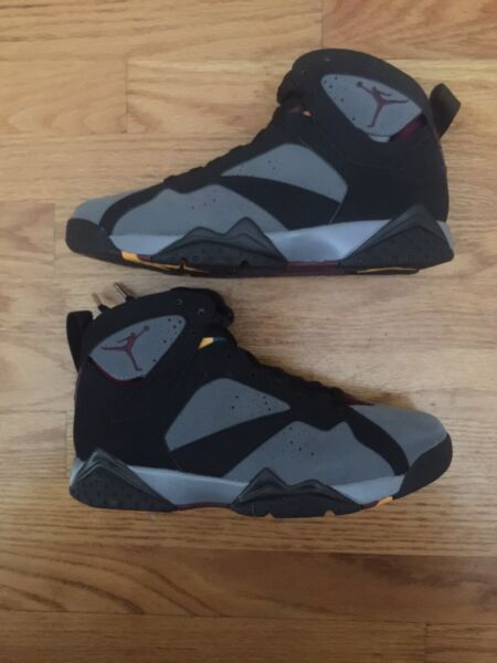 Air Jordan Retro 7 Bordeaux 2011 Size 8 DS Factory Laced