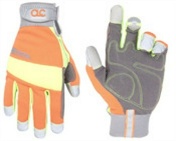 Clc Work Gear 128x Extra Large Flex Grip Hivisibility Gloves $20.62