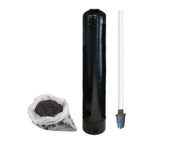 Replacement 12quot;x52quot; Media Tank 2 cu ft of Coconut Shell Carbon amp; Raiser Tube $389.00