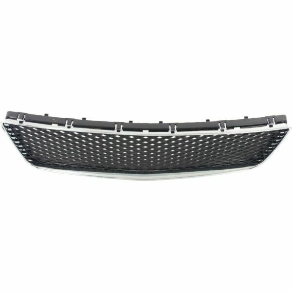 New GM1036107 Bumper Cover Grille for Chevrolet Impala 2006 2013