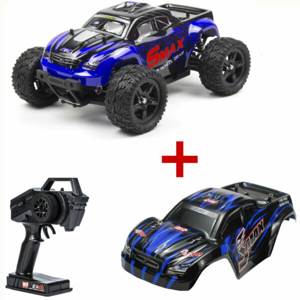 REMO HOBBY 4WD RC Car 1/16 Scale Brushed Off-road Short-haul Monster Truck Car