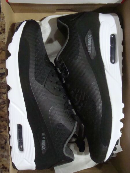 MEN'S NIKE AIR MAX 90 ULTRA ESSENTIAL 819474 013 SIZE 8~13