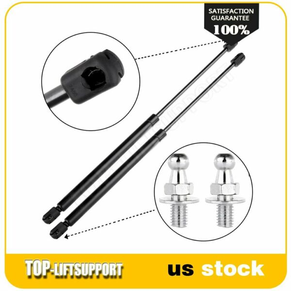 2x Hood Lift Supports Shocks Gas Springs For Dodge Ram 1500 2500 3500 4364