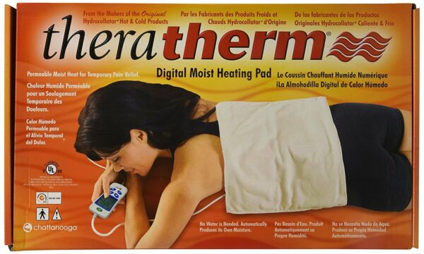 Chattanooga Theratherm Automatic Moist Heat Pack - ShoulderNeck (23