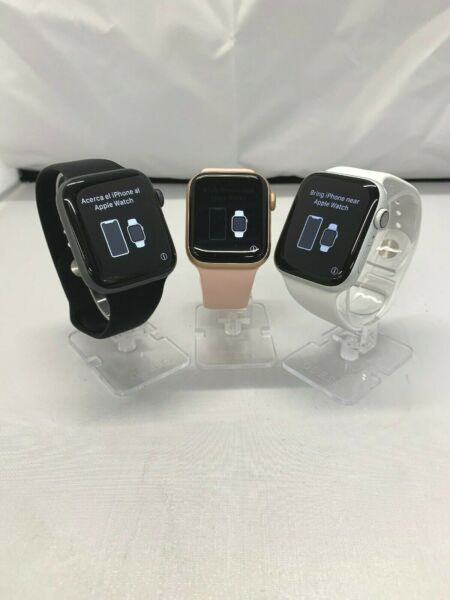 Apple Watch Series 1/2/3/316L/7000 Gray/Gold/Silver/Rose Gold 38/42mm Sport Band