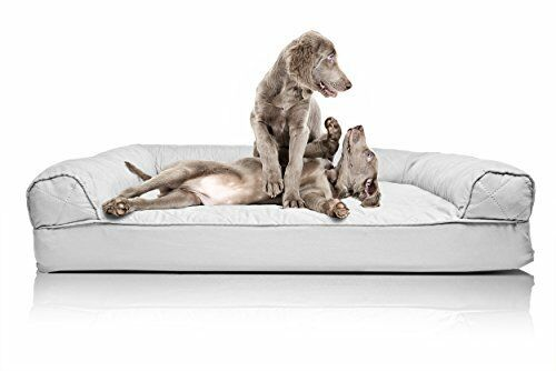 Big Dog Bed Sofa Pet Couch Sleeping Mattress Cushion Orthopedic foam Jumbo XXL $79.30