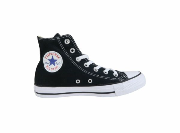 Converse Chuck Taylor All Star Hi Top Canvas Women Shoes W9160 - Black