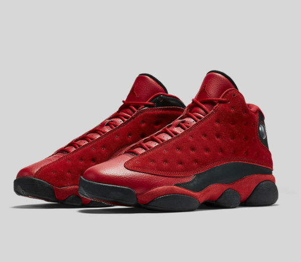 Jordan 13 Retro SNGL DY Singles Day 888164-601 Red Size 7-10.5 ASIA EXCLUSIVE