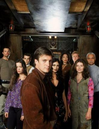 Firefly Poster Cast 24x36