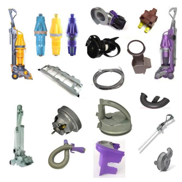 Genuine-Dyson-DC07-parts-Pulled-from-working-units