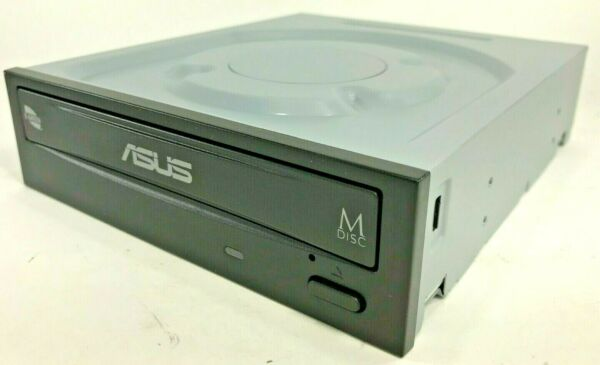 Asus - DRW-24B1ST - Internal Desktop PC DVD-RW Drive SATA Serial ATA - Black