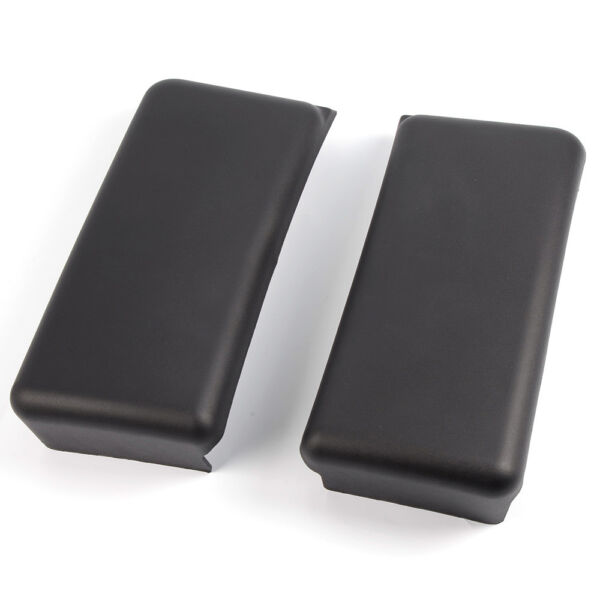 For Ford F150 Front Bumper Guards Inserts Caps Pads LH + RH 09 -